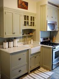 Old Farmhouse Kitchen Cabinets Kitchen Handsome Picture Of Small Kitchen Decoration Using Pink