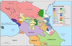 Russia Time Zone Map by The History Guy The Second Chechen War