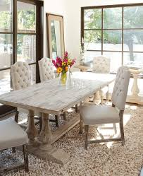 dining tables awesome white wash dining table distressed white