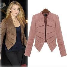2017 women clothes fashion short blazer 2015 europe plus size 5xl