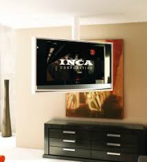 Swivel Ceiling Tv Mount by Ceiling Mounted Lifts