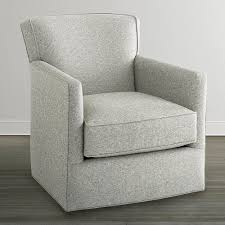 off swivel glider chair