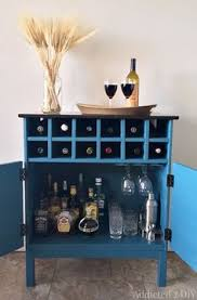 Diy Mini Bar Cabinet Impressive Mid Century House Renovation Bar Seating Small