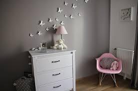 chambre bébé papillon deco chambre bebe papillon visuel 6
