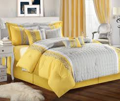 Duvet Curtain Sets 20 Yellow Duvet Sets For A Happy And Gaiety Bedroom Home Design