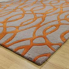 Orange And Black Rugs Bedroom How To Set A Orange And Grey Rug On Kitchen Purple Area