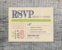 Wedding Invitations And Rsvp Cards Vintage Wedding Rsvp Postcard Double Event Respond Card
