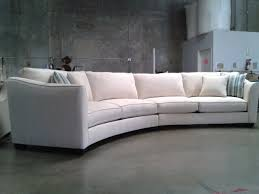Curved Sofa Sectional by Curved Sectional Sofa Set Rich Comfortable Upholstered Fabric