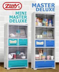 Kitchen Cabinet Plate Organizers Plastic Dish Drainer Cabinet Delper Marketing
