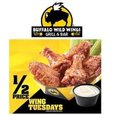 restaurant gift cards half price buy a buffalo wings gift card and get one free up to 100