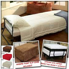 Pull Out Ottoman Bed Furniture Ottoman Pull Out Bed Ottoman That Turns Into A Bed