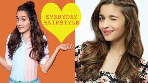 everyday 4 quick easy hairstyles for college work alia