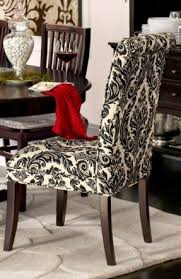 Damask Dining Chair Black Damask Chair Foter