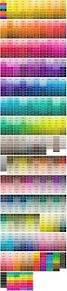 Cmyk Spectrum Pantone Color Chart Pantone Matching System Color Chart Pms