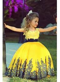 new high quality flower girls dresses buy popular flower girls