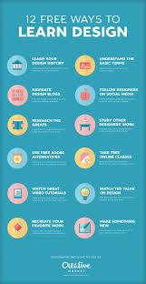 12 free ways to learn design creative market