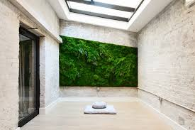 how to build plant and maintain a living garden wall at home vogue