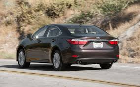 lexus es 350 rear bumper replacement 2013 lexus es350 reviews and rating motor trend