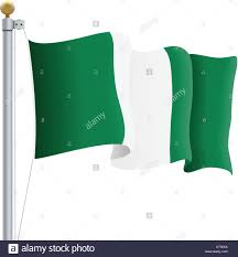 Nigerian Flag Nigeria Flag Stock Photos U0026 Nigeria Flag Stock Images Alamy