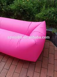 instantly inflatable lounger portable inflated outdoor air sofa