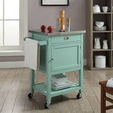 green kitchen islands green kitchen islands carts you ll wayfair