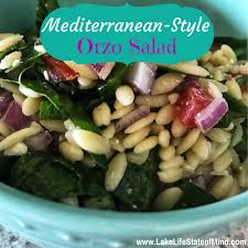 Mediterranean Style Salad Soups And Salads Archives Lake Life State Of Mind
