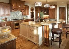 Custom Kitchen Island Designs - 64 deluxe custom kitchen island designs beautiful within 2 tier