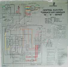 coleman central electric furnace wiring diagram wiring diagram