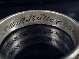 ss wedding ring german ss wedding ring