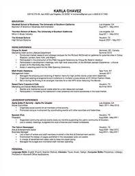 undergraduate resume and cover letter examples madison
