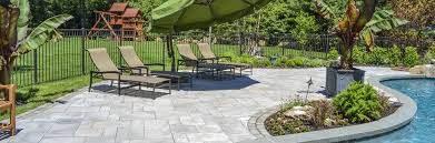 How To Clean Patio Slabs Without Pressure Washer How To Clean Pavers Around Pool