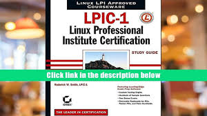 audiobook lpic 1 linux professional institute certification study