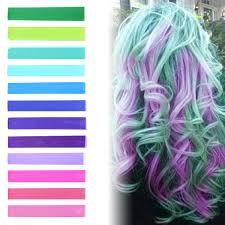 big pink ombre temporary hair dye set hair chalk ombre hair and