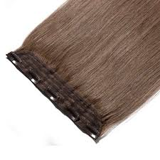 4 Piece Clip In Hair Extensions by Piece Straight Clip In Remy Hair Extensions 30 Light Auburn