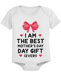 s day gift from baby jumpsuit s day gift ideas best gift baby onesie