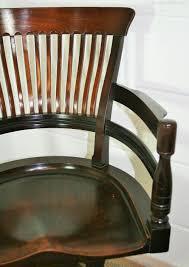 Antique Swivel Office Chair by Antique Godwin Swivel Desk Chair Antiques Atlas