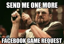 Facebook Friends Meme - 9 people you don t want to be facebook friends with smosh