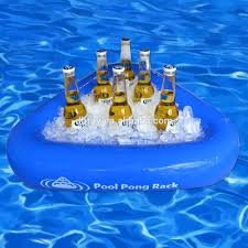 Inflatable Table Top Buffet Cooler Floating Beer Cooler Pool Floating Beer Cooler Pool Suppliers And
