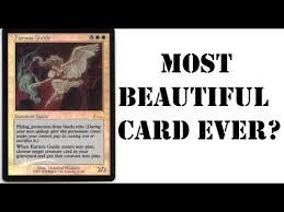 most beautiful magic the gathering card