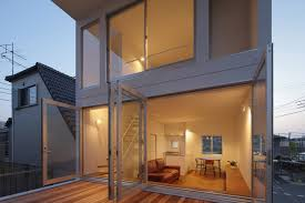 gallery of little house with a big terrace takuro yamamoto 4