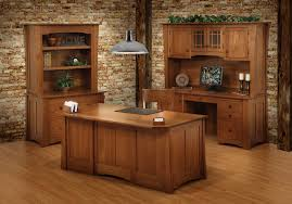 Mission Style Desks For Home Office A Beginner S Guide To Selecting The Right Desk The Amish Home