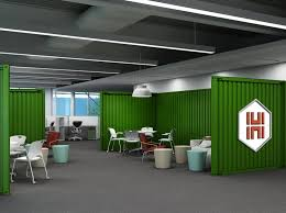 Claremont Group Interiors Ltd Hub Group Headquarters Oakbrook Illinois Solomon Cordwell