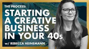 launch a creative business in your 40s ep 1 series premiere youtube