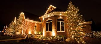 christmas lights u2014 bloom lawn and landscape