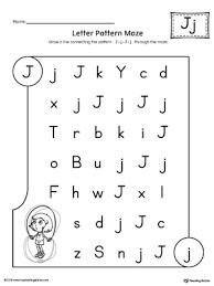 uppercase letter j template printable myteachingstation com