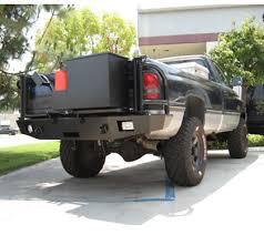 dodge ram custom rear bumper aluminess 210093 2 700 00 at andy s