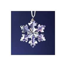 28 best ornaments swarovski snowflakes images on