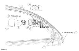 ford f150 replacement mirror how to replace driver side mirror on 2007 ford freestyle ltd