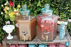 Mason Jar Baby Shower Ideas Picnic Style Baby Shower Guest Feature Celebrations At Home