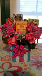 54 best diy lottery tickets gifts basket images on pinterest